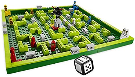 LEGO 341 Games - Minotaurus: Amazon.es: Juguetes y juegos