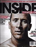 img - for Inside Triathlon magazine June 2011 book / textbook / text book