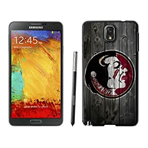 Beautiful And Unique Designed Case For Samsung Galaxy Note 3 N900A N900V N900P N900T With NCAA Atlantic Coast Conference ACC Footballl Florida State Seminoles 12 Phone Case