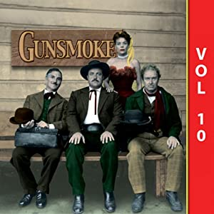 Gunsmoke, Vol. 10 Radio/TV Program