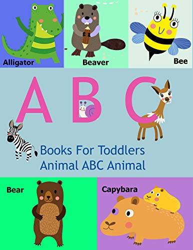 Pdf Thriller ABC Baby & Photobooks: Baby Animals from A to Z : A picture book for children aged 1-5