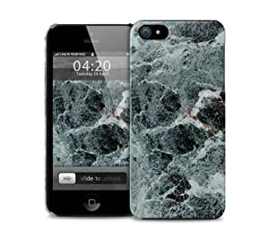 Marble Blue iPhone 5 / 5S protective case