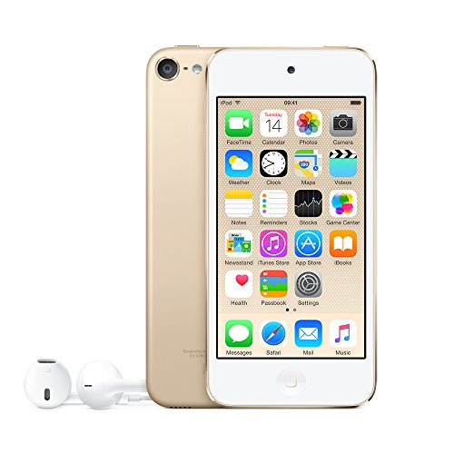 Picture of an Apple iPod touch 16GB Gold