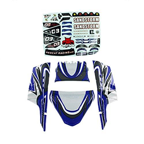 Lexan Racing (Redcat Racing Lexan Body Panels, Blue)