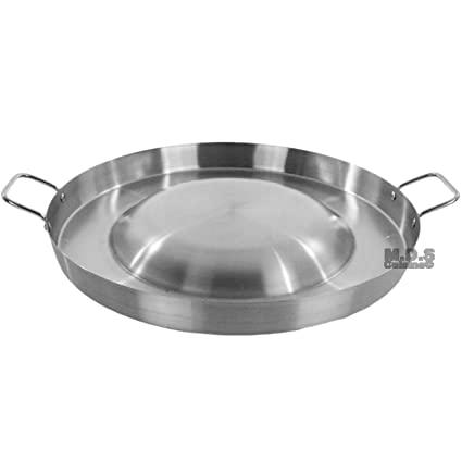 Comal Stainless Steel 21