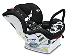 The Marathon ClickTight convertible car seat has the patented ClickTight Installation System, Anti-Rebound Bar, a layer of side impact protection, and SafeCell Impact Protection for peace of mind while you're on the go with your child. The An...