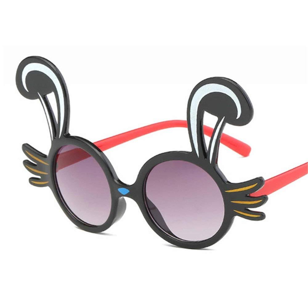 Wang-RX Forma de conejo lindo Niños flexibles Gafas de sol ...