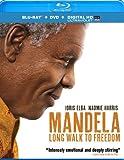 Mandela: Long Walk to Freedom [Blu-ray/DVD/UV]