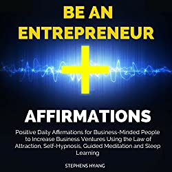 Be an Entrepreneur Affirmations