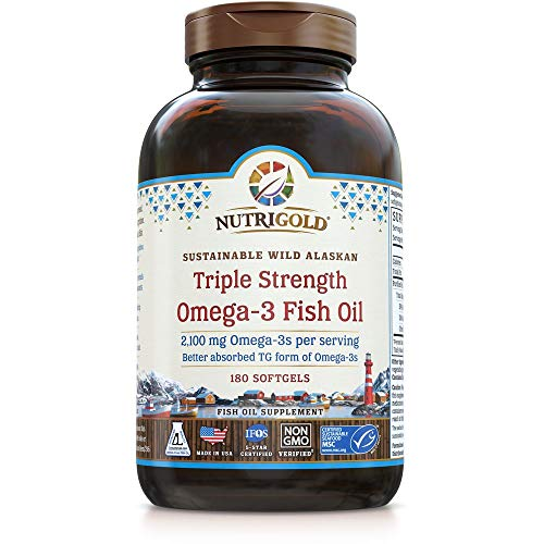Nutrigold Triple Strength Omega-3
