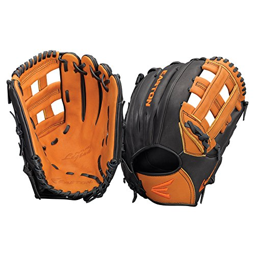 Easton Future Legend Series FL1200BKTN Left Hand Throw 12 in Youth Outfield Pattern