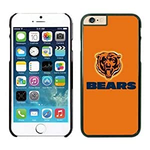 NFL&Chicago Bears iphone 6 Cases Black 4.7 inches cell phone cases&Gift Holiday&Christmas Gifts PHNK624329