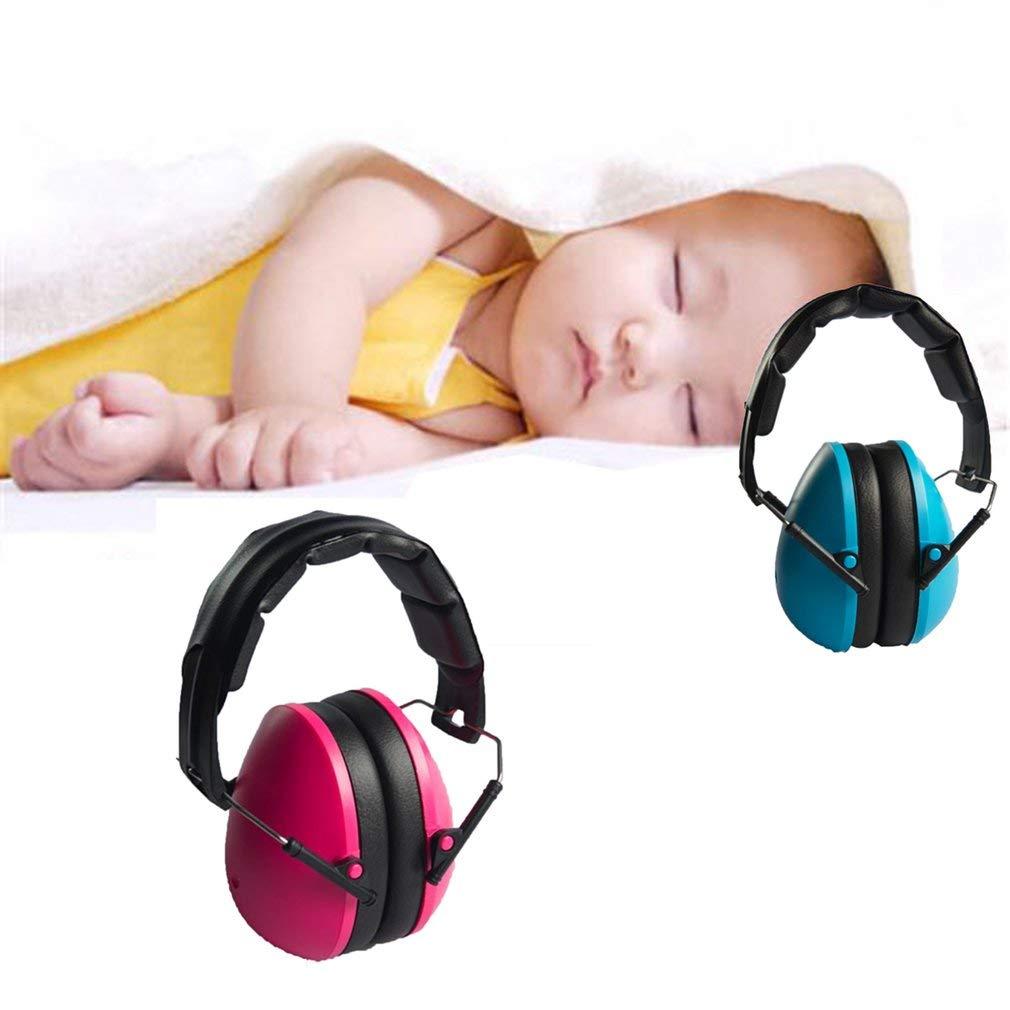 MachinYesity Cuffie per bambini Cuffie protettive Cuffie regolabili Cuffie antirumore per cuffie antirumore insonorizzate per bambini