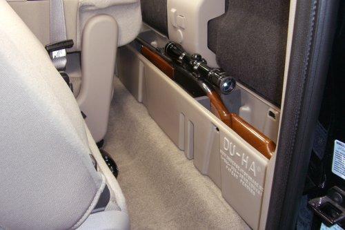 Tan DU-HA 20056 Ford Behind Seat Storage Console Organizer