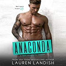 Anaconda Audiobook by Lauren Landish Narrated by Shannon Gunn, Brooke Hayden