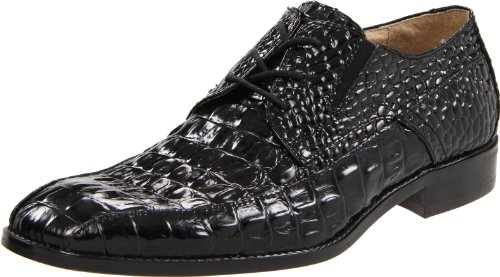 Stacy Adams Mens Evander Oxford Svart
