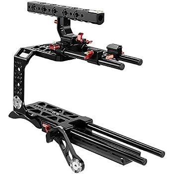 Amazon Com Camtree Blackmagic Ursa Mini Cnc Camera Cage