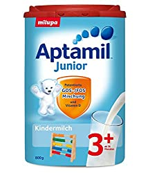 Aptamil Kids Milk Junior 3+ from the 3nd year, 1x800g (1x1.76lb)