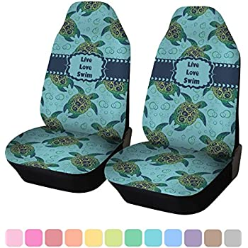 Amazon RNK Shops Sea Turtles Car Seat Covers Set Of Two