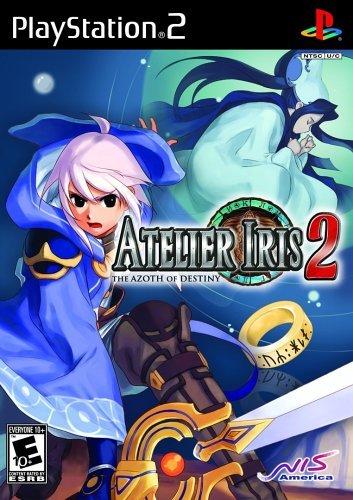 Atelier Iris 2: The Azoth of Destiny by NIS America