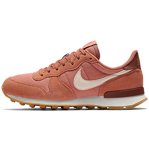 210 Nike da Blush Scarpe Summit Ice White Donna Ginnastica Multicolore Wmns Terra Internationalist Guava O4qwtxOr