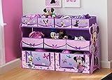 Delta Childrens Products Minnie Deluxe Multi Bin Organizer