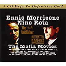 The Mafia Movie Soundtracks (incl. Once Upon a Time in America, Godfather 1, II and III + bonus disc)