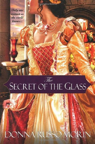 Book cover for The Secret of the Glass