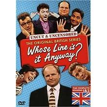 Whose Line Is It Anyway (British) - Seasons 1 & 2 (1988)
