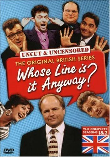 Whose Line Is It Anyway (British) - Seasons 1 & 2 by A&E