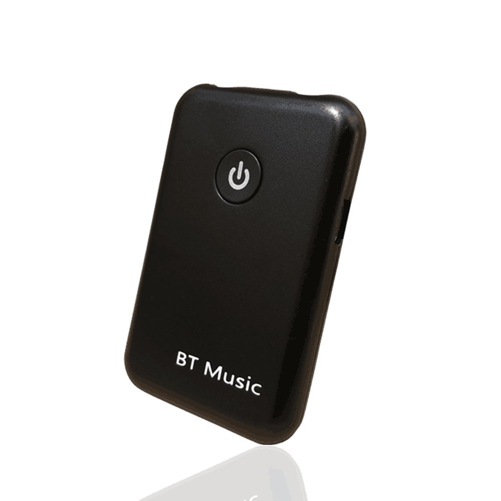 Bluetooth Receiver 2 in 1 Wireless Transmitter & Adapter AUX 3.5MM Stereo Audio Player Wireless A2DP Receiver
