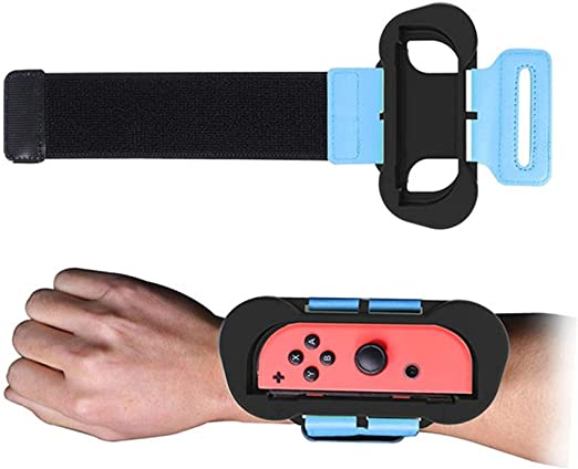 2PCS Just Dance Dance Band Brazalete de Control para Mando Switch ...
