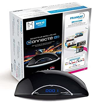 ASTON - MAYA HD Connect FRANSAT!! No Fransat Card!!