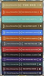 Series of Unfortunate Events Box Thirteen Books