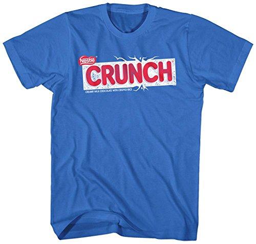 Nestle- Nestle Crunch T-Shirt - Blue