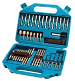 45 Piece Power Bit Set With Double Sided Foam Tape