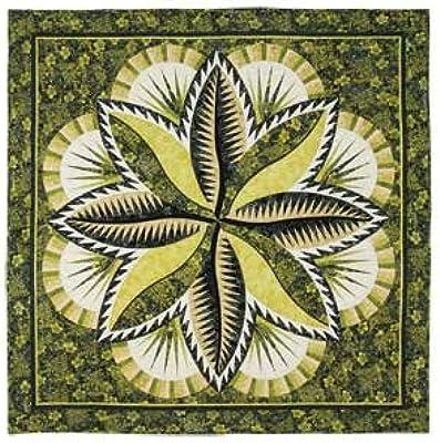 Amazon Fire Island Hosta Quilt Pattern Arts Crafts Sewing