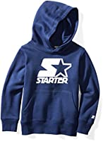 Starter Boys' Pullover Logo Hoodie, Amazon Exclusive