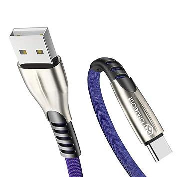Cable De Carga Rápida USB C para Sony Xperia XZ3 / XZ2 / XZ2 ...