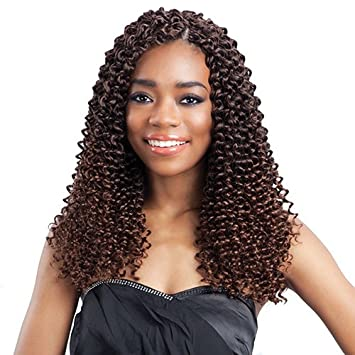 FreeTress Synthetic Hair Crochet Braids Water Wave reviews