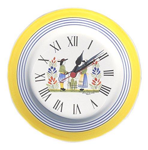 Henriot Quimper Hb (Quimper Henriot Wall Clock)