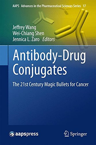 Antibody Drug Conjugates  The 21St Century Magic Bullets For Cancer  Aaps Advances In The Pharmaceutical Sciences Series