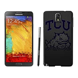 Designer Samsung Galaxy Note 3 Cover Ncaa Big 12 Conference TCU Horned Frogs 04 Newest Hot Phone Case