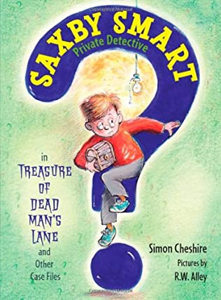 book cover of The Treasure of Dead Mans Lane