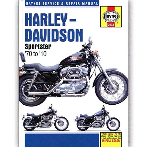 Haynes 2534 MC Harley SPORTSTERS70-03 ()