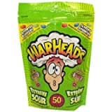 Warheads Extreme Sours Assorted Hard Candy 200g