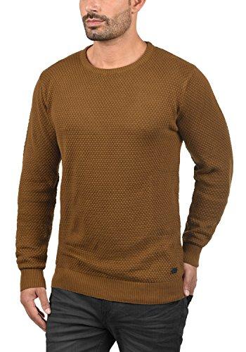 Homme Cinnamon Maille Karl En nbsp; Pull 5056 solid wnxXPqzv6v