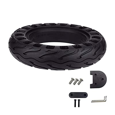 Electric Scooter Replacement 10 Inch Wheels Tires Upgrade Set For Xiaomi M365: Kitchen & Dining