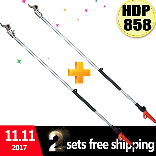 HDP 858 light pole pruner 2 sets (complete two sets promotion link) by Scissor