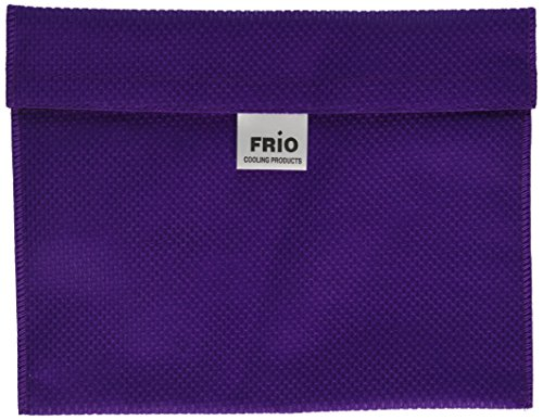 FRIO Cooling Wallet-EXTRA LARGE - Purple - Keep insulin cool without EVER needing icepacks or refrig…